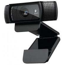 Веб-камера Logitech C920 HD Pro Webcam (960-000768)