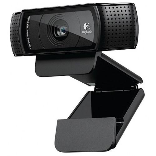 Веб-камера Logitech C920 HD Pro Webcam (960-000768/960-000769/960-001055)