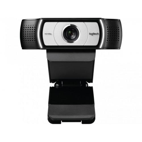 Веб-камера Logitech HD Webcam C930e, USB 2.0 (960-000971, 960-000972)