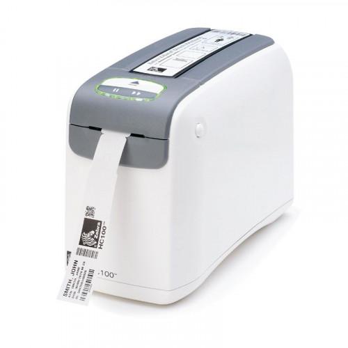 Принтер браслетов Zebra HC 100 (HC100-301E-1100)