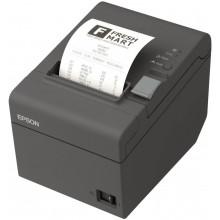 Принтер чеков Epson TM-T20II Ethernet (Dark Grey) (C31CD52003)