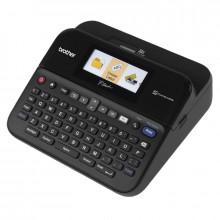 Принтер этикеток Brother PT-D600VP P-Touch Black (PTD600VPR1)