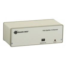AC057A-R4 Сплиттер Black Box VGA 4-Channel Video Splitter, 115-VAC