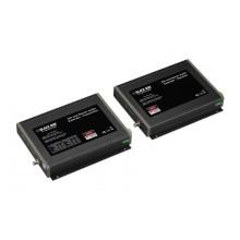 AC1037A-MM KVM удлинитель Black Box DVI-D and Stereo Audio Fiber Extender Kit, Multimode