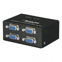 AC1056A-4 Сплиттер Black Box 4-Channel Compact VGA Video Splitter
