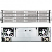 ACCU-A16S3-SJ Сетевой накопитель NAS Accusys 16-Bay JBOD Subsystem for A16S3-PS RAID System