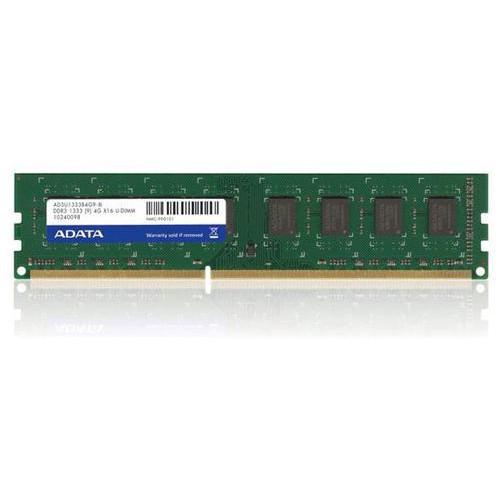 Оперативная память ADATA 8GB 1333MHz DDR3 CL9 AD3U1333W8G9-B