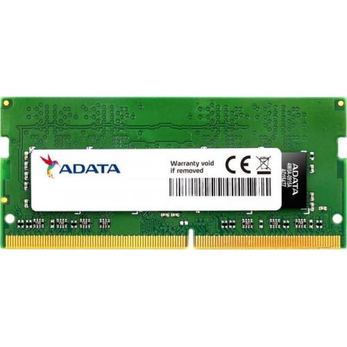 Оперативная память ADATA Premier DDR4 2666 SODIMM 8GB CL19 Bulk-AD4S266638G19-B