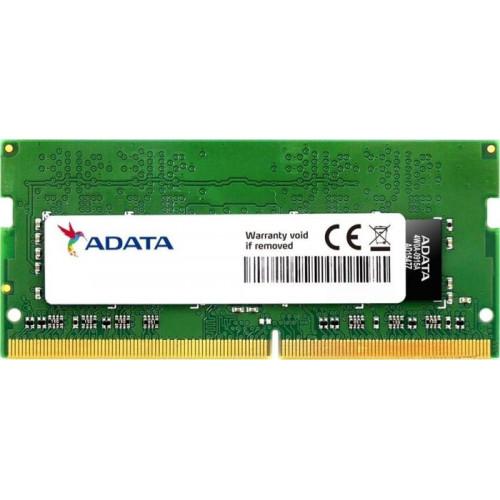 Оперативная память ADATA Premier DDR4 2666 SODIMM 4GB CL19 Bulk-AD4S2666W4G19-B