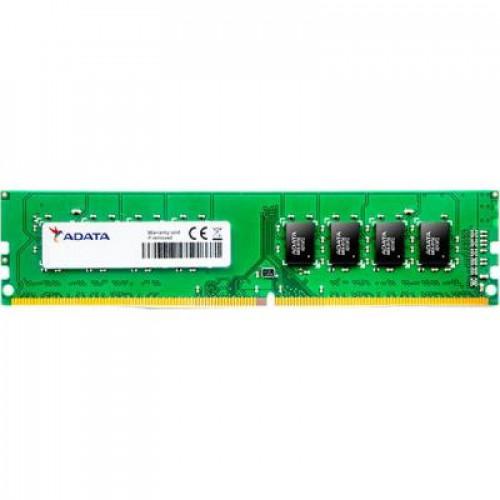 Оперативная память ADATA Premier DDR4 16GB 2400MHz CL17 (AD4U2400316G17-R)