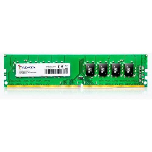 Оперативная память ADATA U-DIMM DDR4 4GB 2400MHz CL17 (AD4U2400J4G17-R)