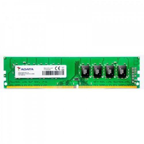AD4U2400J4G17-S Оперативная память ADATA 4GB DDR4-2400MHz CL17