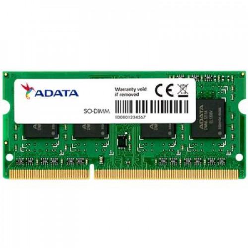 Оперативная память A-DATA DDR3L SO-DIMM 4GB 1600MHz CL11 (ADDS1600W4G11-S)