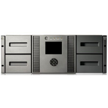 AK381A Ленточная библиотека HP MSL4048 0-Drive Tape Library