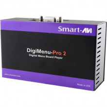 AP-DMP2-16GS Система управления Smart-Avi Digimenu-Pro Player with 16GB Flash Memory HDMI USB 20 LAN