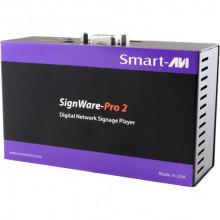 AP-SNWP2-16GS Система управления Smart-Avi Signware-Pro Player with 8GB Flash Memory HDMI USB 20 LAN