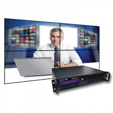 AP-SVWP-120G5S Система управления Smart-Avi Signwall-Pro Digital Signage/Video Wall Player with Capture Card 120GB Disk, 4GB Ram, I5