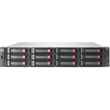 AP843A Дисковая полка HP StorageWorks P2000 Dual I/O LFF 12 Disk Enclosure