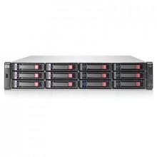 AP843B Дисковая полка HP P2000 Dual I/O LFF 12 Disk Enclosure (AP843A, AP843B)