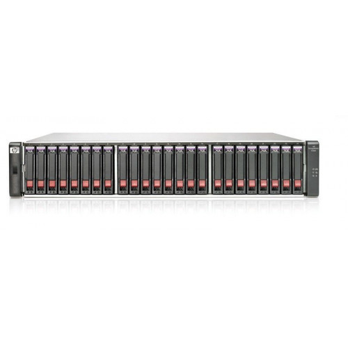AP846B Дисковая полка HP P2000 G3 MSA FC Dual Control SFF Array