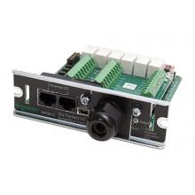 AP9613 Плата ввода-вывода APC SmartSlot с сухими контактами