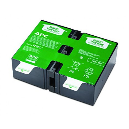 APCRBC123 Аккумулятор UPS APC Replacement Battery Cartridge #123 (RBC123)