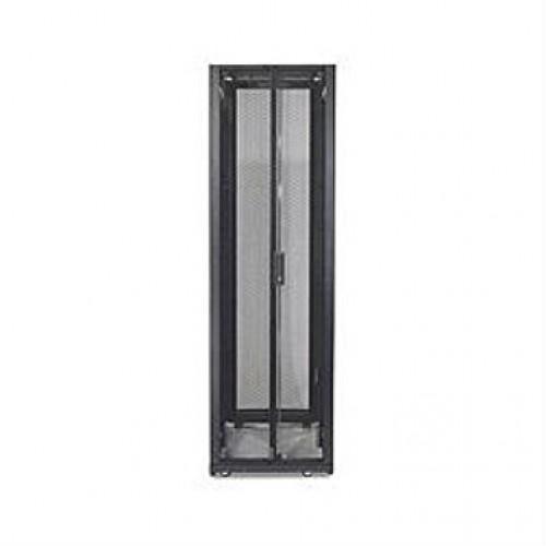 AR3107 Шкаф APC NetShelter SX 48U, ширина 600 мм, глубина 1070 мм, черные боковые панели