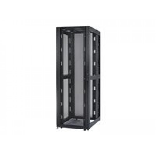 AR3157 Шкаф APC NetShelter SX 48U, ширина 750 мм, глубина 1070 мм, черные боковые панели