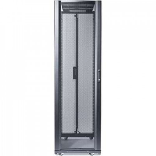 AR3300 Шкаф APC NetShelter SX 42U, ширина 600 мм, глубина 1200 мм, черные боковые панели