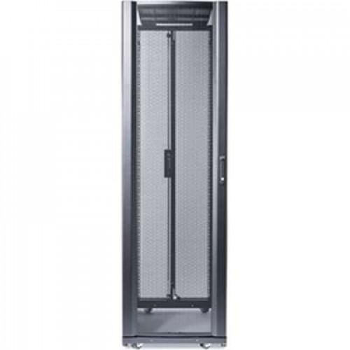 AR3307 Шкаф APC NetShelter SX 48U, ширина 600 мм, глубина 1200 мм, черные боковые панели