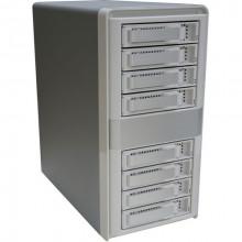 ARC-4036 Дисковое хранилище Areca ARC-4036 8-Bay 6 Gbps SAS Tower JBOD Enclosure