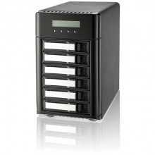 ARC-5028T2-24TB Сетевой накопитель Areca ARC-5028T 24TB Thunderbolt 2 NAS RAID Storage