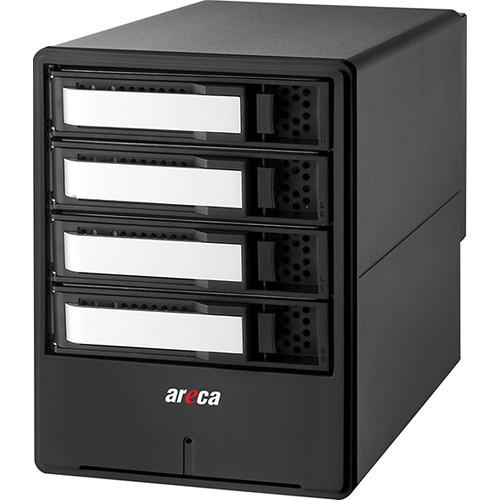 ARC-8050T3-4 Дисковое хранилище Areca ARC-8050T3 4-Bay Thunderbolt 3 RAID Enclosure