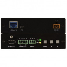 AT-HDVS-150-RX приемник видеосигнала ATLONA HDBaseT Scaler Receiver with HDMI & Analog Audio Outputs