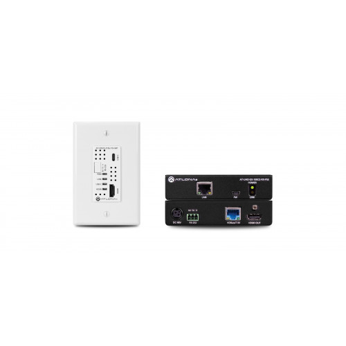 AT-HDVS-210U-TX-WP-KIT Видео удлинитель/репитер ATLONA 4K HDMI/USB-C over HDBaseT 2x1 Switch Wall Plate Extender Kit (330')