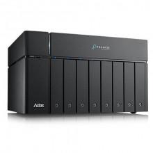 ATS8ATASC Сетевой накопитель Promise Technology Atlas S8+ 64TB 8-Bay NAS Server (8 x 8TB)