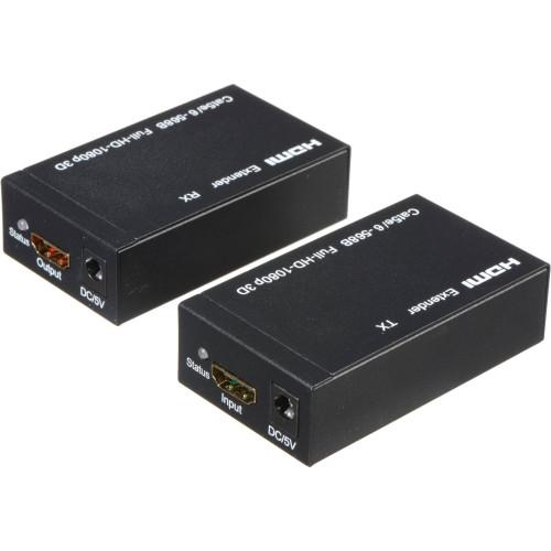 AV-SF-HDC50H Видео удлинитель/репитер AVINAIR Spitfire Pro HDMI (HDMI/USB/IR) over Cat 5e/6 KVM Extender Kit