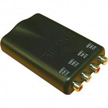 AVO-A4-F Видео удлинитель/репитер INTELIX Cat-5 Dual Stereo Audio Modular Balun