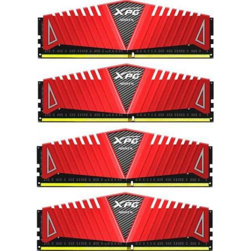 Оперативная память ADATA XPG Z1 DDR4 32GB 4x8GB 2400MHz CL16 (AX4U240038G16-QRZ)