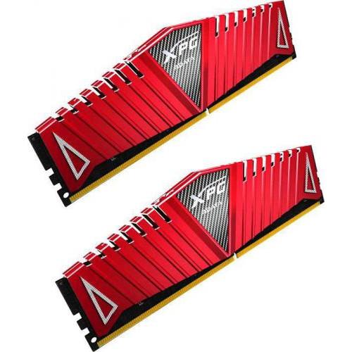 Оперативная память ADATA XPG Z1 DDR4 8GB (2x4GB) 2666Mhz CL16 (AX4U2666W4G16-DRZ)