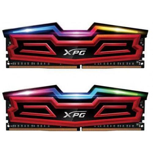 Оперативная память ADATA XPG Spectrix D40 DDR4 16GB 2x8GB 3200MHz CL16 (AX4U320038G16-DRS)