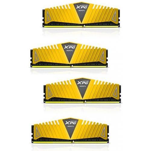 Оперативная память ADATA XPG Z1 DDR4 16GB KIT (4x 4GB) 3300Mhz CL17 (AX4U3300W4G16-QGZ)