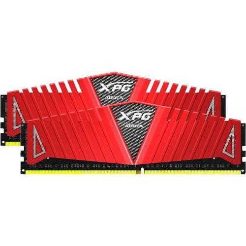 Оперативная память ADATA XPG Z1 DDR4 16GB (2 x 8GB) 3600Mhz CL17 Red (AX4U360038G17-DRZ1)