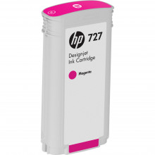 B3P20A Струйный картридж HP 727 Magenta Designjet Ink Cartridge (130 ml) - пурпурный