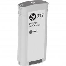 B3P24A Струйный картридж HP 727 Gray Designjet Ink Cartridge (130 ml) - серый