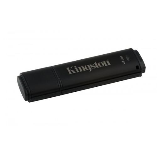 DT4000G2DM/4GB Флэш-накопитель Kingston 4GB USB 3.0 DT4000 G2 256 AES Fips 140-2 Level 3 Management Ready