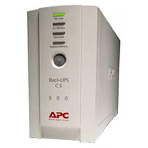 ИБП APC BK500EI Back-UPS CS 500VA