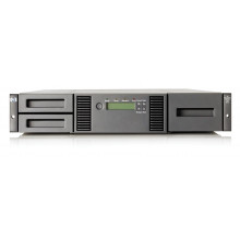 BL542B Ленточная библиотека HP BL542B MSL2024 1 LTO-5 Ultrium 3000 Fibre Channel Tape Library