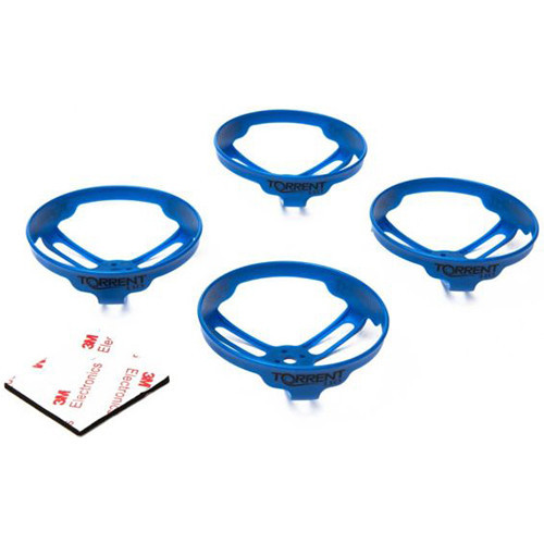 BLH04003 Пропеллеры BLADE Propeller Guard for Torrent 110 FPV Drone (Pack of 4, Black)