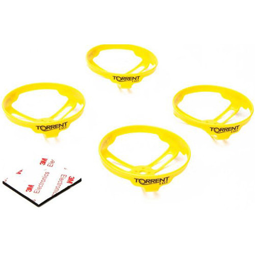 BLH04003YE Пропеллеры BLADE Propeller Guard for Torrent 110 FPV Drone (Pack of 4, Yellow)
